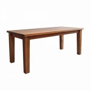 Masívny jedálenský stôl z dubu pre 8 osôb - Dubu.sk verní kvalite